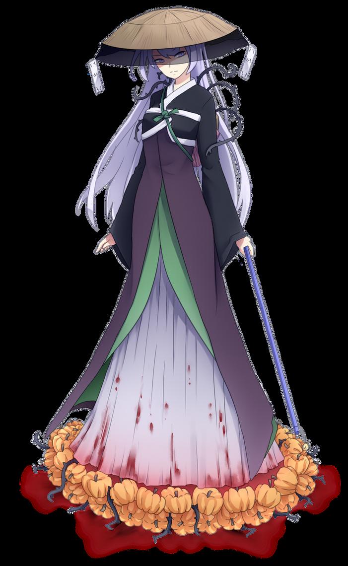 Halloween Souko Shirami by LENK64