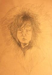 Native child by sharlij