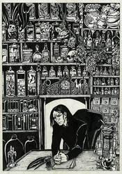 Severus by ShikaUmaru