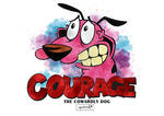 Courage-The Cowardly Dog
