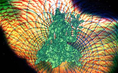Tara the Green by mrsaturn