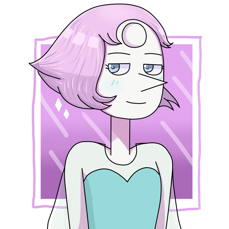 I basically drew Pearl making the face I make all the time