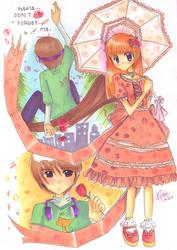 Rosaline by Kaiami