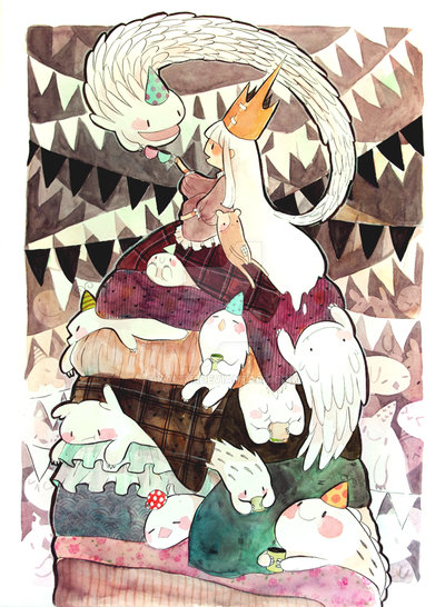 tomodachi by Kaiami