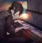 FFXV - Piano