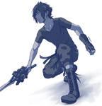 FFXV - Engine Blade