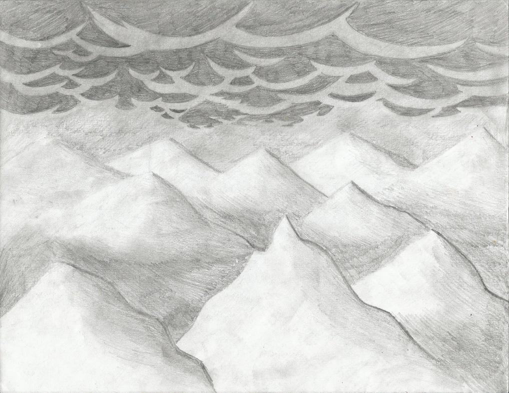 Forgotten Mountains by BubbliciousAirheads