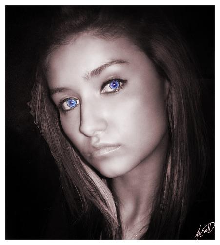 hypnotic eyes by a2head on deviantart