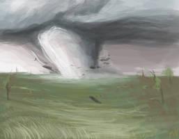 Tornado by VaraAnn