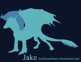 Jake Silhouette by VaraAnn