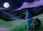 Storm - A Calm Night