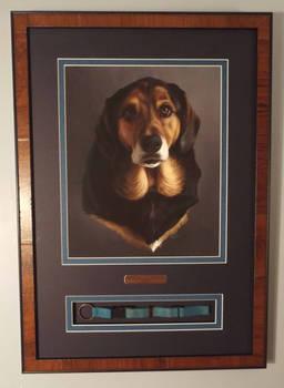 Noroc Memorial Frame