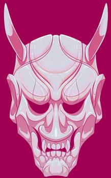 The Chain Hannya Mask