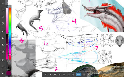 Oorieu Sketchdump 2