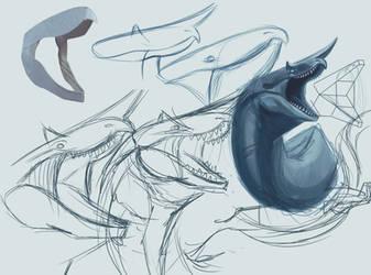 Oorieu Sketchdump 4