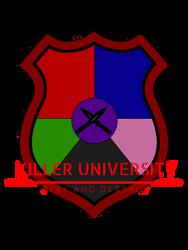 Killer Univerity Emblem by silvee21