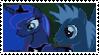 LunaHunter Stamp by srbarker
