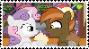 ButtonBelle Stamp by srbarker
