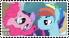 PinkieBlitz Stamp by srbarker