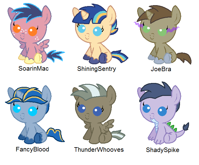 meet shady daze mlp