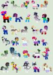 Barkerverse Sexualities/Identities