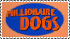 Millionaire Dogs Stamp