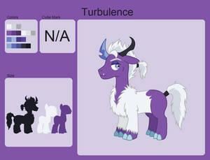 Turbulence Reference Sheet