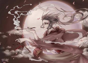 - luna - by aramaki
