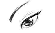 Eye by ShinigamiDanna