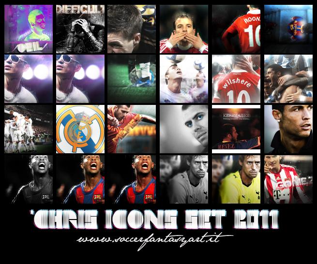 Chris Icons Set 2011 SFA by ChrisEXP