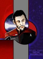 Julian Bashir - Captain by PinkLetter