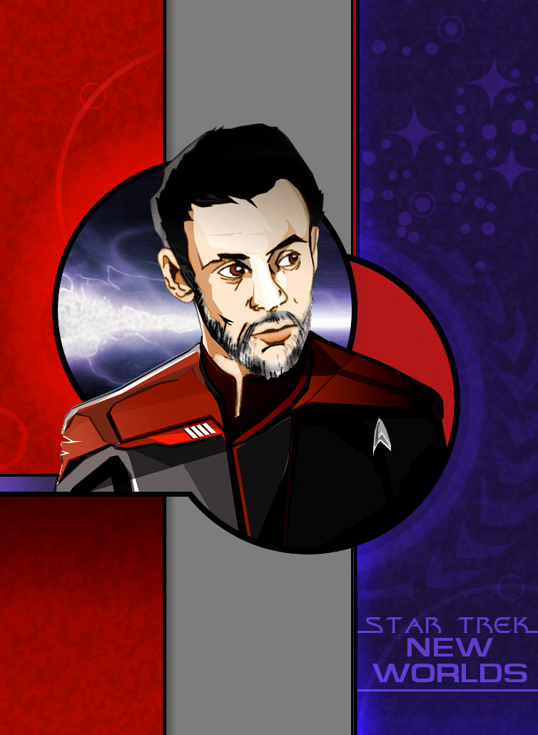 Julian Bashir - Captain by PinkLetter