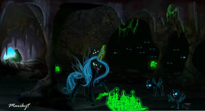 Destruction Canterlot