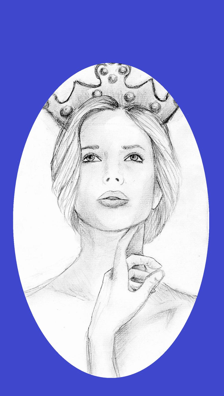 Eleanor of Aquitaine by kvanhee