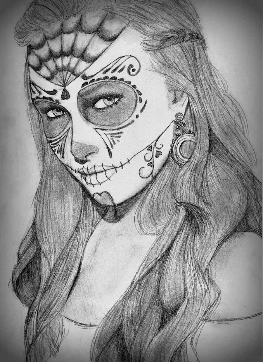 Los Muertos by kvanhee