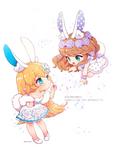 Rini and Kaori