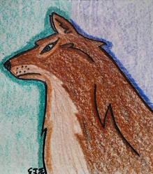 Wolf by Schollian