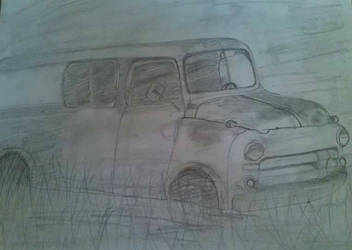 Truck by Schollian