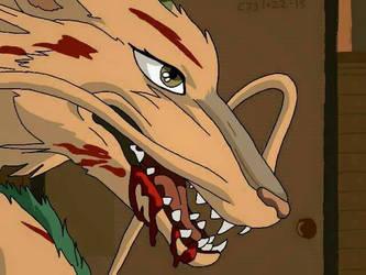 Kohaku Dragon  by Schollian