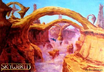 Skyworld: Canyons