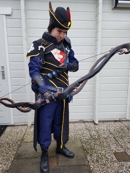 Finished cosplay 1