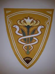 Gridania banner detail (Flash)
