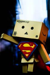 Super Danbo by simplyjinz
