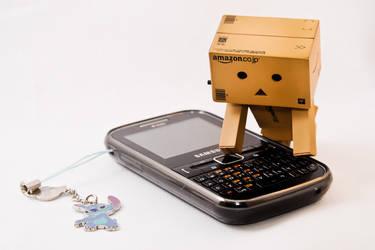 Danbo send sms