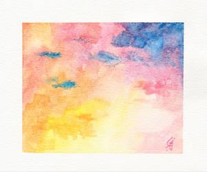 Watercolors by grayREM