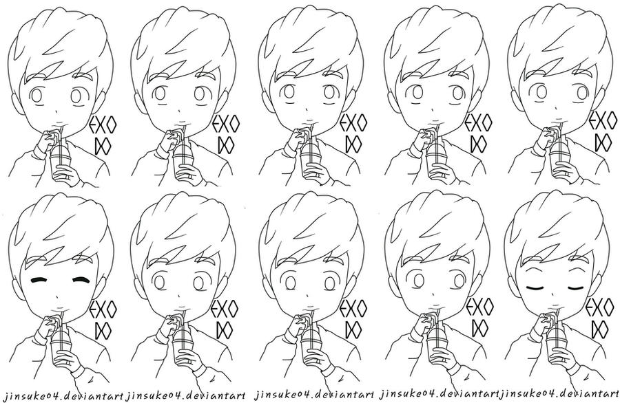 EXO-K D.O_O Wallpaper by jinsuke04
