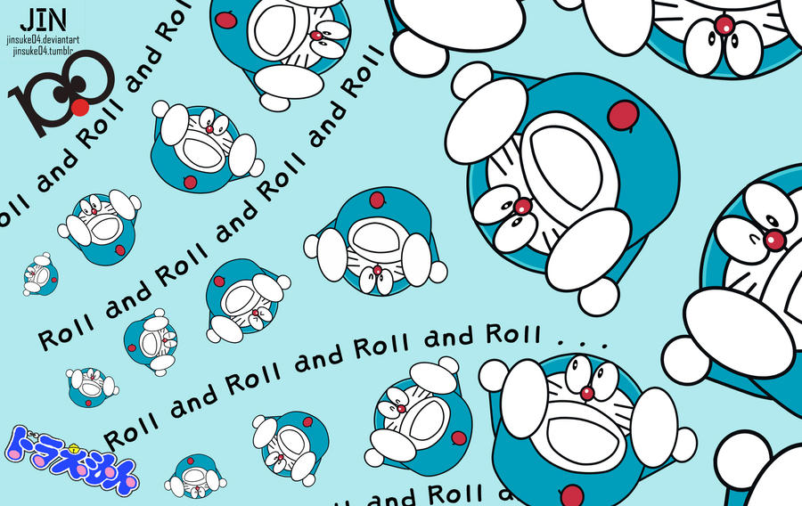 Doraemon 100th Anniversary by jinsuke04