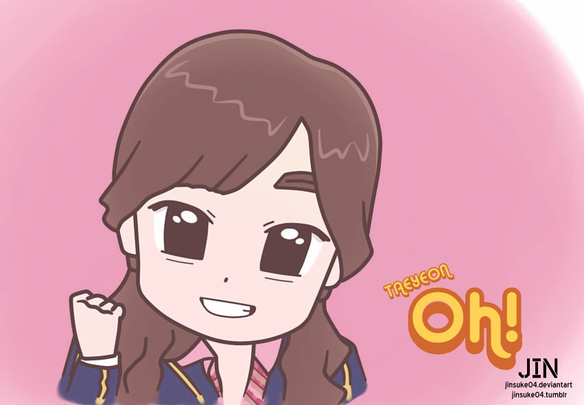 SNSD TaeYeon Oh! Japanese by jinsuke04