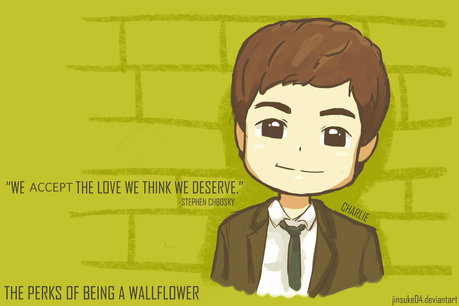 The Perks of Being a Wallflower Charlie by jinsuke04 on DeviantArt