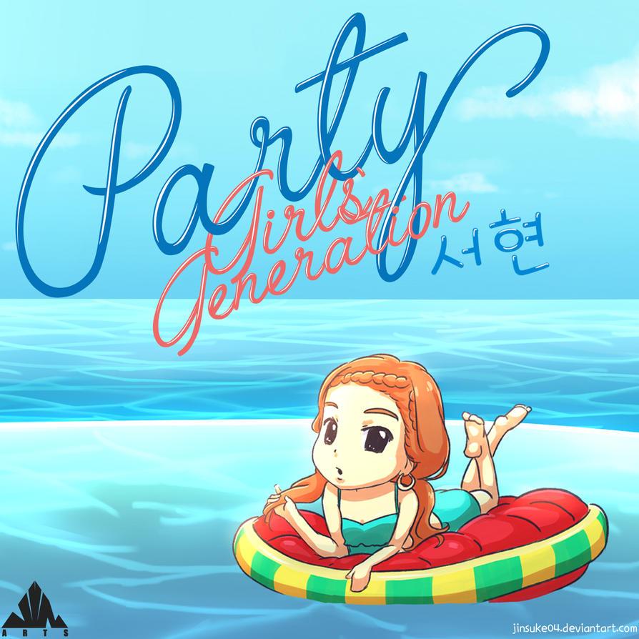 P A R T Y ~ SeoHyun ver. by jinsuke04
